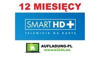 TnK, NC+, SMART+ 12M,Telewizja na karte, Aufladung, Doladowanie, Polsat, TVN