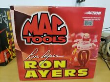 Action: 1:9 Scale 2000 Pro Stock Motorcycle Limited Ed. - Ron Ayers MAC TOOLS