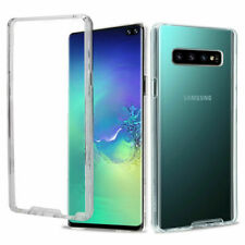 For Samsung Galaxy S10 Plus Lite Crystal Clear Transparent Slim Soft Case Cover