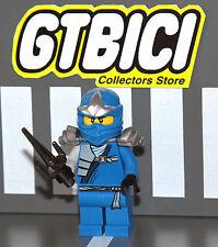 LEGO NINJAGO MINIFIGURA Ref 9450  `` JAY ZX ´´   100X100 ORIGINAL LEGO