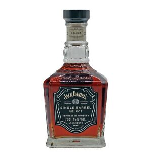 Jack Daniels Single Barrel 0,7 Ltr Flasche 45%vol. Daniel`s