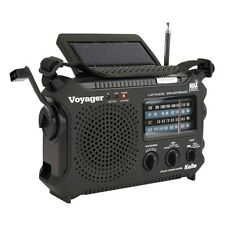 Kaito KA500, 5-way Powered Emergency AM/FM/SW NOAA Weather Alert Radio