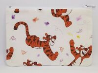 Winnie the Pooh 'Tigger' Fabric Handmade Zippy Coin Money Purse Storage Pouch