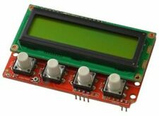 Arduino 2x16 Alphanumeric LCD and Buttons Shield