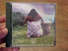ISRAEL KAMAKAWIWO'OLE IZ FACING FUTURE HAWAIIAN CD SOMEWHERE OVER THE RAINBOW