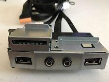 Lenovo IdeaCentre 300S Front Audio USB Card Reader Board w/cables SFF GENUINE