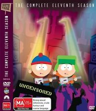 South Park : Season 11 (DVD, 2008, 3-Disc Set) VGC Pre-owned (D103)