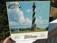Heritage CAPE HATTERAS COMMEMORATIVE - 550 Piece Puzzle New & Sealed!