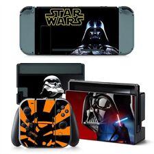 Star Wars Nintendo Switch Protective Skin 4 Pc Sticker Set - #0346