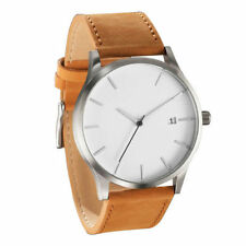 Adult Stainless Steel Case Quartz Battery Watches