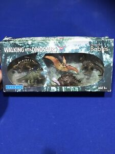Toyway BBC Walking With Dinosaurs Babies Figures