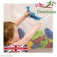 Baby Childrens Bath Shower Toy Tidy Storage Bag Bathroom Organiser Net Accessory