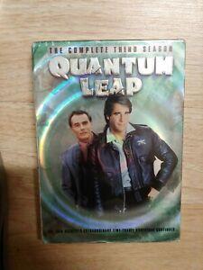 Quantum Leap - The Complete Third Season (DVD, 2005, 3-Disc Set)