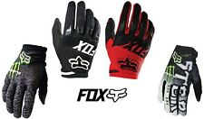 Fox Racing Dirtpaw Motorcycle Gloves |  Red | Black | White | Green