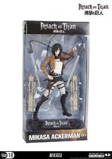 Mikasa Ackerman Attack on Titan #18 Color Tops 18 cm Action Figur McFarlane