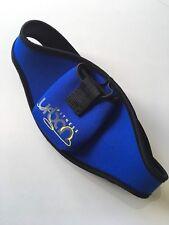 Urban Fitness - Aerobic Microphone (Mic) Fitness Pouch Belt - Blue