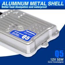 55W Fast Bright Quick Start HID Xenon Headlight Ballast AC Slim Conversion Kit