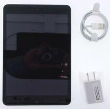 "Apple iPad Mini 64GB Wifi/Cellular/Sprint 7.9"" Black/Slate Tablet - A1455 ETCHED"