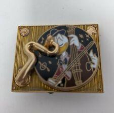 Disney Donald Duck Phonograph Record Player Shanghai Disney Resort Pin