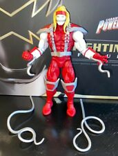 Marvel Legends No SAURON BAF X-men OMEGA RED Figure LOOSE COMPLETE