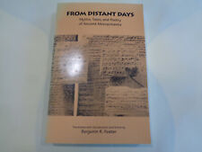From Distant Days - Myths, Tales, and Poetry of Ancient Mesopotamia