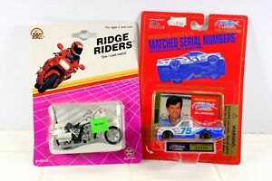 New Sealed Rough Riders Motorcycle 1:43 & Champions Super Truck 1:64 Models