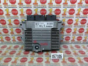 12 13 14 15 16 17 NISSAN JUKE ENGINE COMPUTER MODULE ECU ECM NEC010-040 OEM