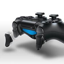 Bionik Quickshot Custom Texture Trigger Stops Locks for PS4 Controller