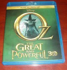 Oz the Great and Powerful Blu-ray 3D & Digital Copy Disney