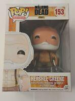 Funko Pop! Television The Walking Dead Hershel Greene AMC Vinyl Figure 153