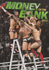 MONEY IN THE BANK (2013) (WWE) (DVD)