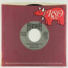 Modern Soul Boogie 45 - Arnie's Love - I'm Out Of Your Life - Radar - mp3