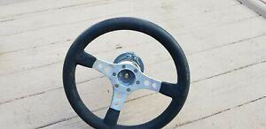 Teleflex Back Mount Steering Rack/Pinion Helm with OEM Sea Ray steering Wheel