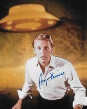 Roy Thinnes Die Invaders Original Autogramm 8X10 Foto #18