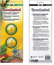 JBL TerraControl Thermometer Hygrometer 24 Std.Versand