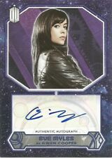 BBC DOCTOR WHO - EVE MYLES AS GWEN COOPER - AUTHENTIC AUTOGRAPH CARD 07/25 - NEW