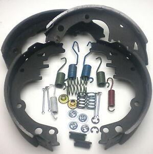 Pontiac Firebird 1971 - 1981 Rear Brake Shoe Set & Hardware Kit Trans Am