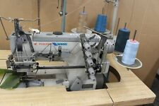 New listing Pegasus W500 Double Needle, Coverstich Machine, tag #4865