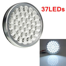 12V 37LED Car VAN Interior Dome Roof Light Ceiling Bright White Lamp for Taxi