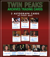2019 Twin Peaks Archives Trading Cards Factory Sealed BOX & P1 - Rittenhouse