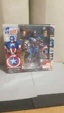 Marvel Revoltech Amazing Yamaguchi Captain America