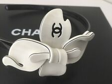 Vintage Authentic Chanel Headband Hair Accessory