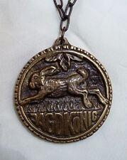 """Jagdorden """"Hase"""" aus Bronze - Jagd - Treibjagd - Auszeichnung - Ehrung"""