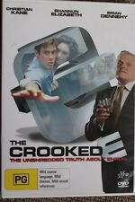 THE CROOKED E RARE DELETED REGION 4 OOP DVD ENRON STORY SHANNON ELIZABETH