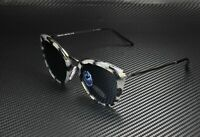 PRADA Conceptual PR 20US HU7219 Gunmetal Grey Havna Blu 54 mm Women's Sunglasses