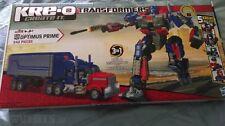 Optimus Prime Transformers KRE-O Set MISB