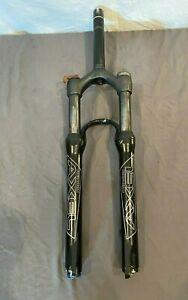 Manitou Axel Super 70-100mm Travel Disc Brake Suspension Fork 170mm Steerer