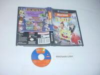 NICKTOONS UNITE kids game in original case - Nintendo GAMECUBE