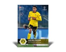 🛑👀 2020 TOPPS NOW UEFA CHAMPIONS LEAGUE JUDE BELLINGHAM #2 RC ROOKIE CARD 🔥