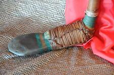 Old Papua New Guinea Stone Axe / Hoe…  with Handle - good condition... REDUCED